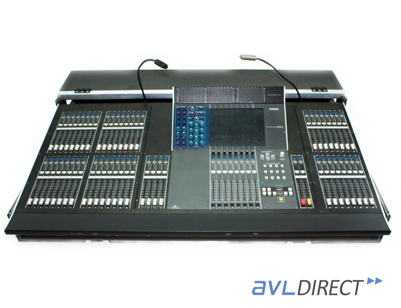 Yamaha m7cl 48 channel digital mixer m7 console w case ebay for Yamaha m7cl 48 price